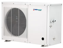 Geyser Heat Pump - Domestic