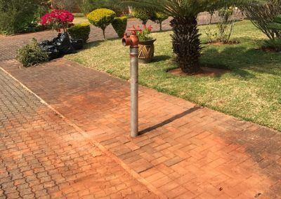 Fire Hydrant - White River Macadamia Old Age Home